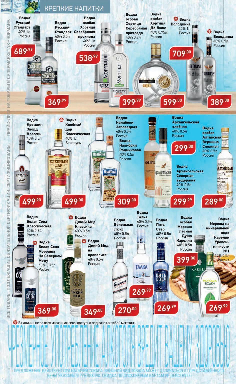 Новый каталог акций в Нормане г. Москва